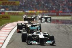 Formula One Turkey Return Four More Races