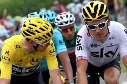 Froome And Thomas Left Out Of Team Ineos Tour De France Line Up