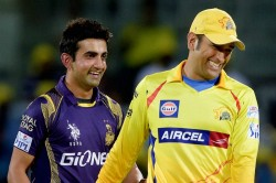 Ms Dhoni Retires Gautam Gambhir Reckons No Other Captain Would Be Able To Achieve What He Has