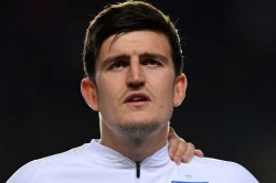 Harry Maguire Included In England Squad Man Utd