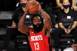 Harden Says It S Not Even About The Points After Dropping 49 In Rockets Win