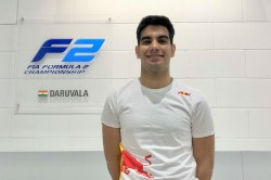 Daruvala Finishes Creditable Fourth In Action Packed Sprint Race