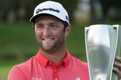 Jon Rahm Bmw Championship Fedex Cup Playoffs Dustin Johnson Golf