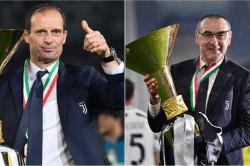 Juventus Sack Sarri How The Opta Numbers Compare To Allegri S 2018 19 Title Winners