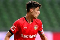 Chelsea Target Havertz Fighting For Leverkusen And Will Face Rangers Bosz