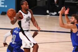 Clippers Nuggets Mavericks Jazz Nba Playoffs Kawhi Leonard Paul George