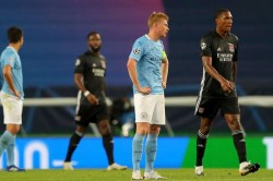Man City Not Good Enough Must Learn Champions League Mistakes Kevin De Bruyne