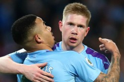 De Bruyne Can Make Three Or Four Assists A Game Jesus Lauds Man City S Main Man