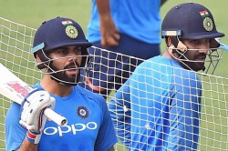 Icc Odi Rankings Kohli Rohit Hold On To Top Two Batting Spots Bumrah Remains Second Among Bowlers