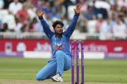 Kuldeep Yadav Kkr India Hattrick Future Event Prediction
