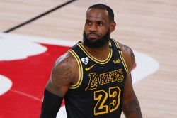 Lakers Lebron James Reaction To Win Over Portland Trail Blazers Mamba Day Kobe Bryant Jacob Blake