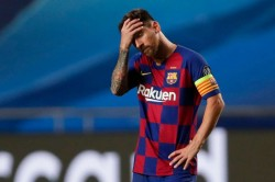 Rumour Has It Manchester City Lionel Messi Barcelona