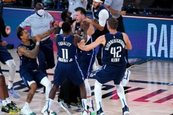 Luka Doncic Game Winner One Of The Best Feelings Ever