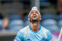 India Hockey Player Mandeep Singh Tests Positive For Covid