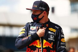 Verstappen Feels Lucky And Unlucky After Hamilton Holds On For Dramatic Silverstone Win