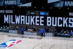 Milwaukee Bucks Call Justice Accountability Blake Shooting