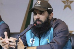 Pakistan Need To Play Spin Better If They Are To Do Well In T20 Wc In India Misbah Ul Haq
