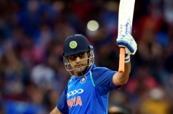 Looked Like A Maverick Destroyed Whatever Came In Front Of Him Holding Lauds Unflappable Dhoni