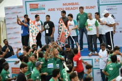 Sachin Tendulkar To Virtually Flag Off The Idbi Federal Future Fearless Marathon On Independence Day