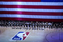 Nba Other Us Sports Called Off In Protests Against Racial Injustice
