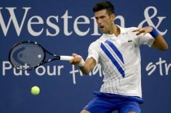 Novak Djokovic Andy Murray Through Dominic Thiem Out