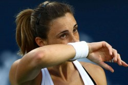 Wta Palermo Martic Moves On During Mixed Day For Seeds