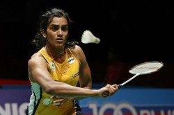 Pv Sindhu Says Athletes Must Get Used To Norm Of Playing In Empty Stadiums
