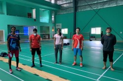 Pv Sindhu Sai Praneeth N Sikki Reddy Resume Training After Coronavirus Forced Break