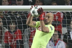 Lazio Sign Reina From Ac Milan Permanently