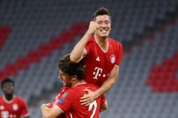 Champions League Opta Numbers Robert Lewandowski Barcelona Bayern Munich Preview