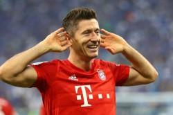 Lewandowski Germany Footballer Of The Year Award Bayern Munich Treble
