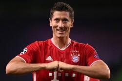 Robert Lewandowski Is Germany S Footballer Of The Year