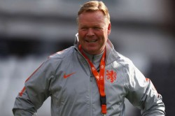 Koeman Arrives In Barcelona To Finalise Contract With Laliga Side