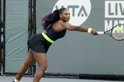 Serena Holds Off Venus In Hard Fought Top Seed Open Clash