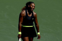 Serena Williams No Excuses Maria Sakkari Western Southern Defeat