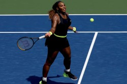 Serena Williams Naomi Osaka Survive Madison Keys Title Defence Ends