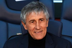 Setien Little Bit Nervous Barcelona Controlled Napoli Perfectly