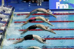Sai Sanctions Two Month Training In Dubai For Swimmers