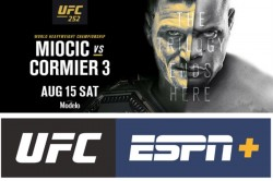 Ufc 252 Miocic Vs Cormier Trilogy To Be Recognised As Greatest In History