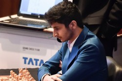 Vidit Humpy Lose As India Held By Mongolia In Chess Olympiad