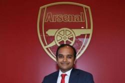 India Born Vinai Venkatesham Takes Over As Arsenal Football Head After Raul Sanllehi Departure