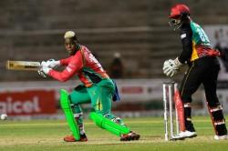 Cpl 2020 Match 4 Guyana Amazon Warriors Vs St Kitts Nevis Patriots Hetmyer Bowlers Power Guyana