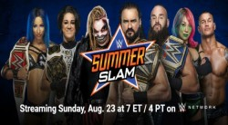 Wwe Summerslam 2020 Match Card With Predictions