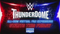 Wwe Thunderdome Introduced Offering Fresh Viewing Experience