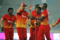 Zimbabwe Cancels T20i Series Against Afghanistan Due To Covid 19 Pandemic