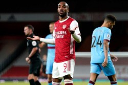 Arsenal Not In Contract Talks Alexandre Lacazette Mikel Arteta