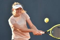 Wta Istanbul Cup Tennis Championship Istanbul Sasnovich Bouchard