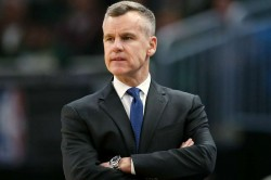 Chicago Bulls Nba Okc Thunder Billy Donovan