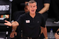 Oklahoma City Thunder Billy Donovan Part Ways Five Seasons