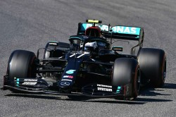 Bottas Rues Bad Luck And Ocon Apologises As Hamilton Takes Mugello Pole